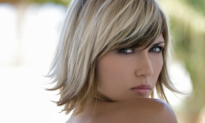Jessica Abrahante at G Patton Salon - Norfolk: Haircut, Shampoo, and Blow-Dry, Color, or Highlights from Jessica Abrahante at G Patton Salon (Up to 51% Off)