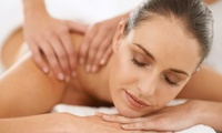One-Hour Full-Body Massage or Facial, or Head, Neck and Shoulder Massage with Facial at Reflections (Up to 73% Off)