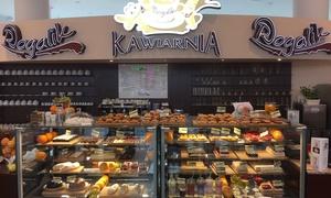 Kawiarnia Rogalik: 18 zł za groupon o wartości 30 zł na całe menu w Kawiarni Rogalik (do -40%)
