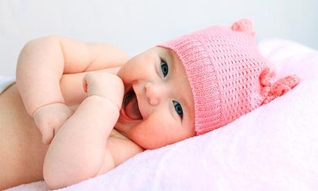 Sesión de fotos para una, dos personas o un adulto y un bebé por 24,90 €