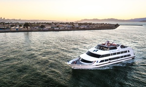 Up to 43% Off Cruise from Hornblower Cruises & Events at Hornblower Cruises & Events, plus 6.0% Cash Back from Ebates.