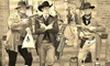 Old Tyme Vintage Photos - Downtown Nashville: Vintage Photo Shoot for Up to Two or Four at Old Tyme Vintage Photos (40% Off)