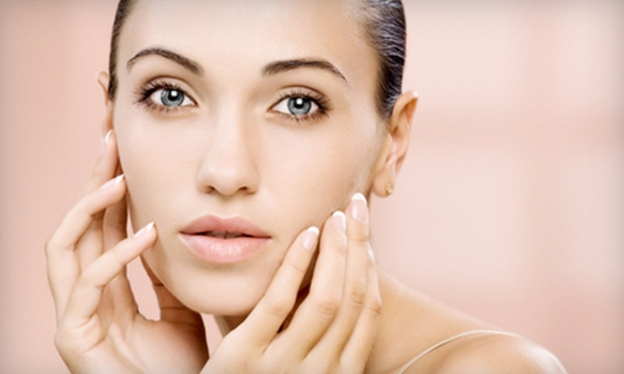 Kayle at Salon Gianna - Downtown Bakersfield: Microdermabrasion with Optional Microcurrent Treatment or Peel from Kayle at Salon Gianna (Up to 58% Off)