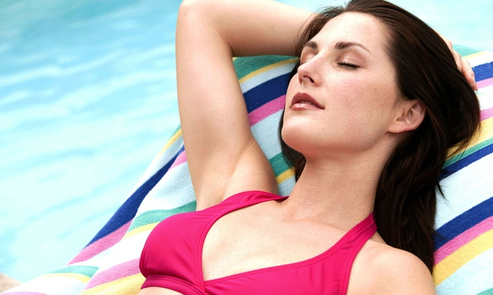 Reflections Laser & Wellness Center - Multiple Locations: Six Laser Hair-Removal Treatments on a Small, Medium, or Large Area (Up to 93% Off)