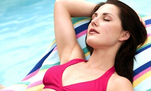 Reflections Laser & Wellness Center: Six Laser Hair-Removal Treatments on a Small, Medium, or Large Area (Up to 93% Off)