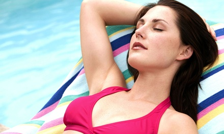 Six Laser Hair-Removal Treatments on a Small, Medium, or Large Area (Up to 93% Off)