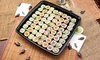 48-Piece Maki Sushi Platter