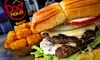 Dog Haus - Northridge: $12 for $20  Worth of Sausages, Hot Dogs, and Burgers at Dog Haus Northridge