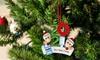 2021 Personalised Christmas Tree Decoration