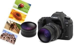 Objectifs Reflex/Canon/Nikon