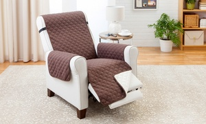 Reversible Furniture Protector for Recliners