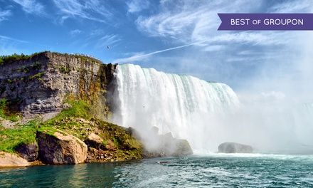 Stay at Four Points by Sheraton Niagara Falls Fallsview in Niagara Falls, ON. Dates into June.