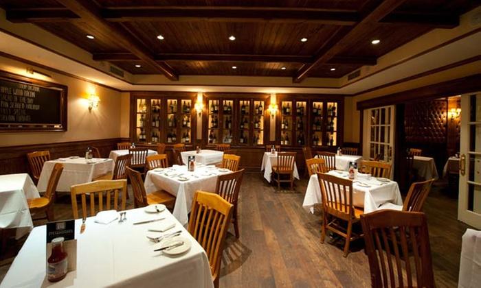 Bobby Van S Steakhouse 54th St Location In New York Ny