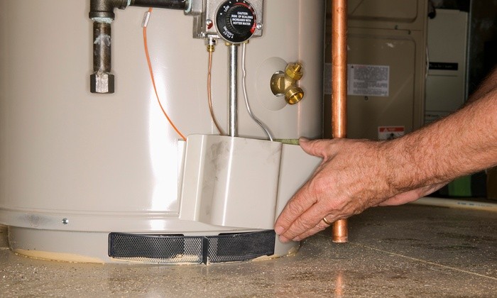 Hawthorne Plumbing, Heating & Cooling - Las Vegas: $29 for a Water-Heater Tuneup and Inspection from Hawthorne Plumbing, Heating & Cooling ($129 Value)