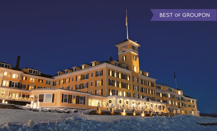 4-Star New Hampshire Resort with Mountain Views