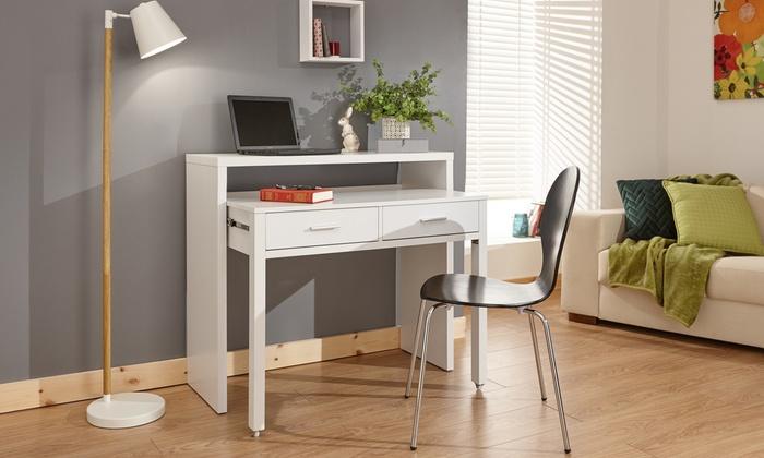 Regis Extending Console Desk
