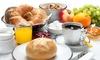 Plaza Bielefeld - Plaza Bielefeld: Frühstücksbuffet inkl. je 1 Orangensaft für Zwei, Vier oder Sechs im Plaza Bielefeld ab 9,90 € (bis zu 53% sparen*)
