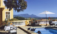 Cape Town: Two-Night Stay for Up to Two at Colona Castle Manor