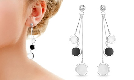Philip Jones Drop Earrings