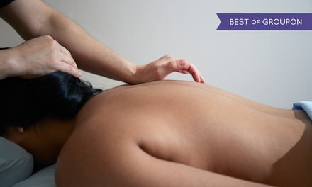 One 60- or 90-Minute or Three 60-Minute Swedish or Deep-Tissue Massages at Healing Touch Massage (Up to 46% Off)