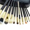 Travel Makeup Brush Set (12-Piece)