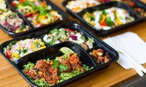 Catering dietetyczny: dieta 3-dniowa z dostawą od 119,99 zł i więcej opcji w Pani Ładna Catering Dietetyczny
