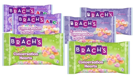 Brach's Conversation Hearts Candy (6-Pack)