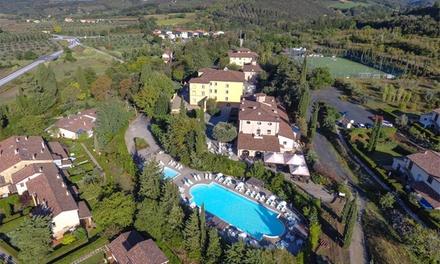 Toscana: camera con ventilatore, colazione  per 2 a 49€euro