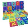 Alfombra puzzle de juego