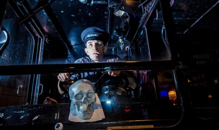 The Ghost Bus Tours of York with Guidebook for Child or Adult from The Ghost Bus Tours