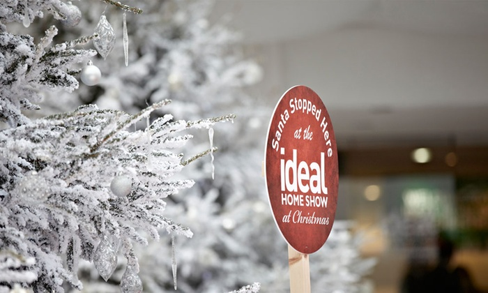 ... The Ideal Home Show At Christmas ...