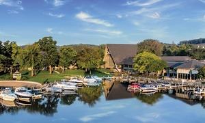 Family Friendly Resort on Lake Geneva at The Abbey Resort, plus 6.0% Cash Back from Ebates.