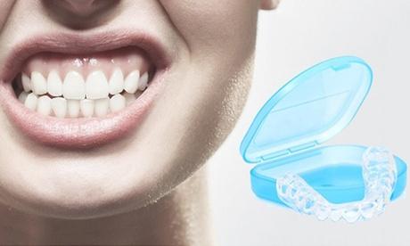 1 o 3 bite modellabili per bruxismo e digrignamento notturno dei denti