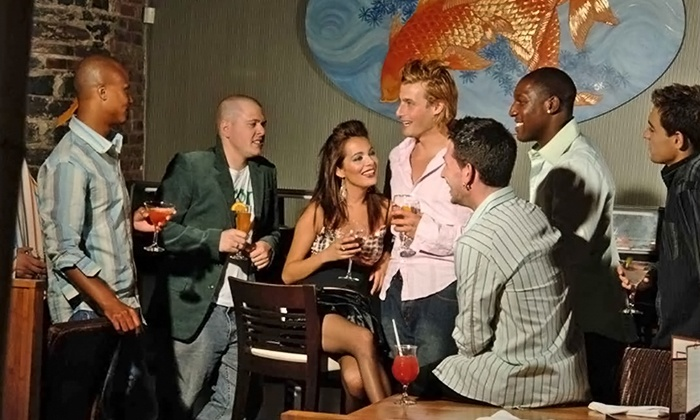 Kinki - Ottawa: Parties with Appetizers and Drinks at Kinki (Up to 45% Off). Three Options Available.