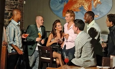 Parties with Appetizers and Drinks at Kinki (Up to 45% Off). Three Options Available.