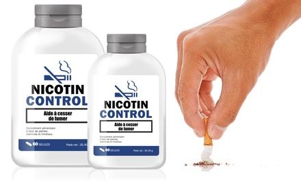 Complément pour arrêter de fumer
