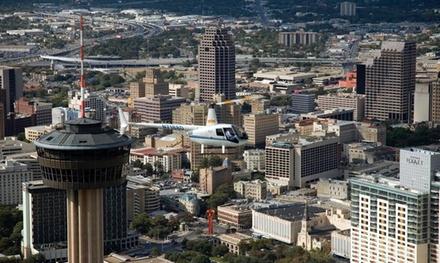 Alamo Helicopter Tours Up To 11 Off San Antonio Tx