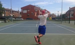 Tennis Pàdel Granollers: 5, 10 o 15 horas de alquiler de pista de tenis para un máximo de cuatro personas desde 29 € en Tennis Pàdel Granollers