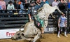 Professional Bull Riders - Berglund Center Coliseum: PBR Real Time Pain Relief Velocity Tour Bull Riding Event (April 13 or 14)