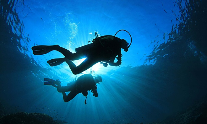 East Coast Divers - Allston: Discover Scuba Class for One or Two from East Coast Divers (Up to 48% Off)