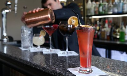 Four Cocktails for Two or Eight Cocktails for Four at Leasowe Castle Hotel (Up to 52% Off)