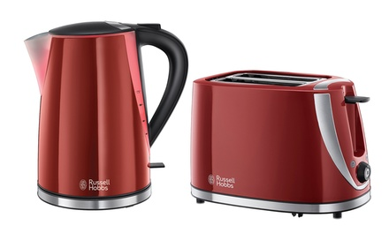 Russell Hobbs Mode Toaster and Kettle Set With Free Delivery