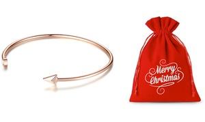 Bracelet en diamant et orné d'un cristal Swarovski®