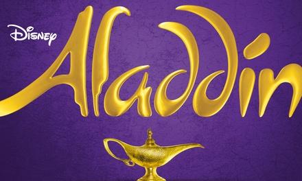 Disneys ALADDIN von Februar bis November 2018 im Stage Theater Neue Flora Hamburg (bis zu 40% sparen)