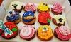 6er- oder 12er-Box Cupcakes