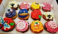 6er- oder 12er-Box Cupcakes im Café Bunny and Scott (16% sparen*)