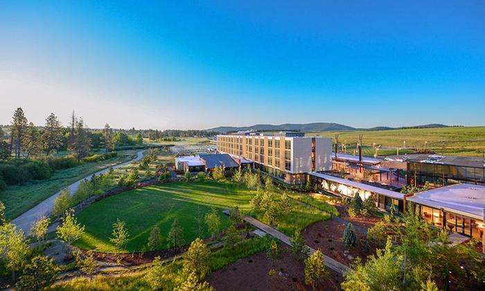 null - Spokane / Coeur d'Alene: Stay at Coeur d'Alene Casino Resort Hotel in Worley, ID