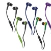Skullcandy Smokin Earbuds with Supreme Sound, Microphone, and Case