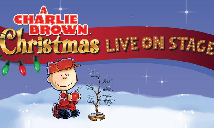 Charlie Brown Christmas Images.A Charlie Brown Christmas Live On Stage On November 26 At 7 P M