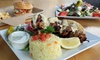 Up to 32% Off Food and Drink at Pangaea Dinosaur Grill